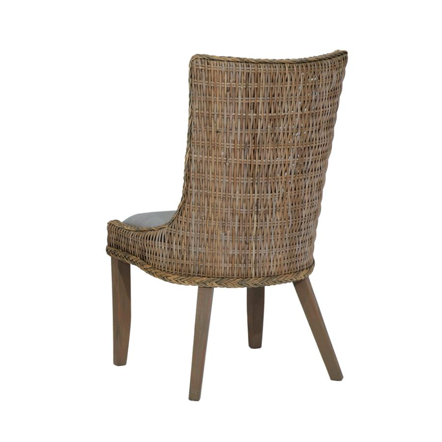 Woven Side Chair Back