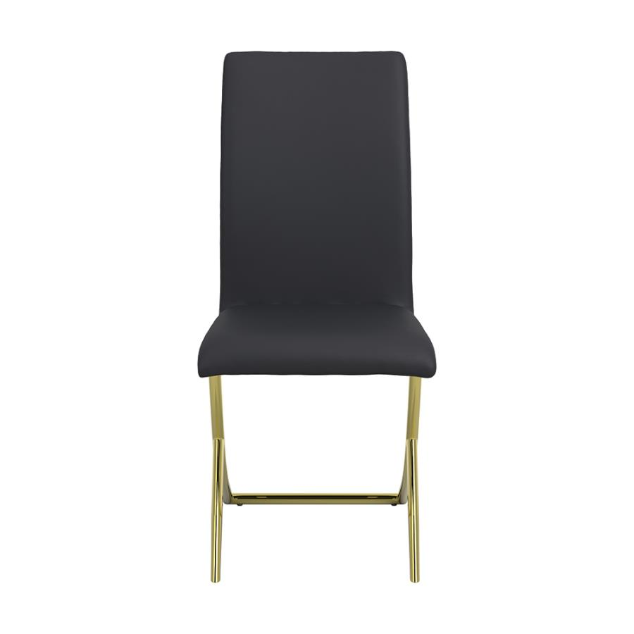 High-back Dining Chair Front