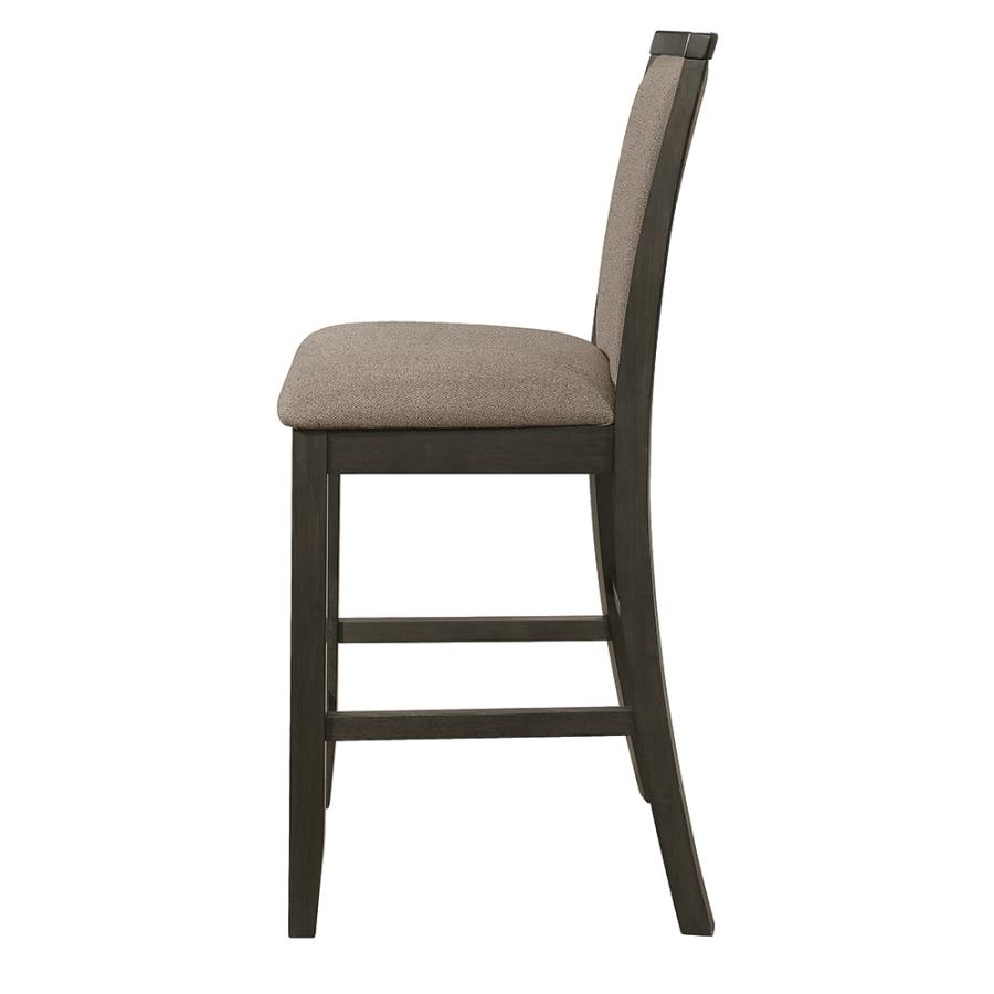 Counter Height Chair Left Side Facing
