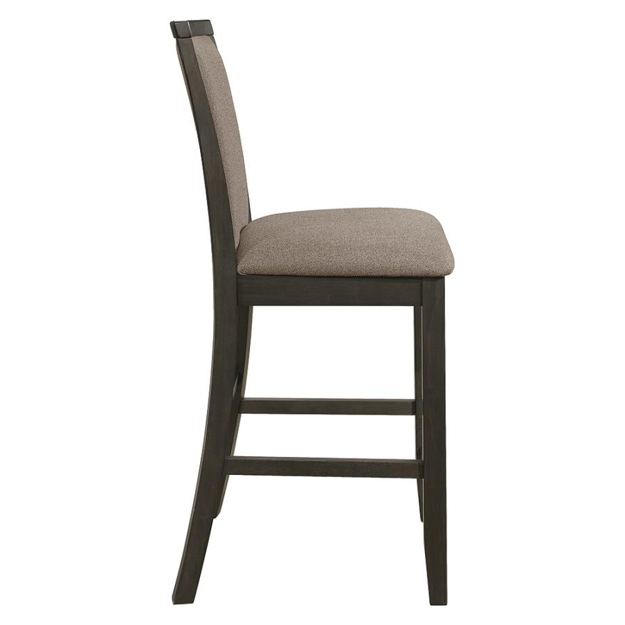 Counter Height Chair Right Side Facing