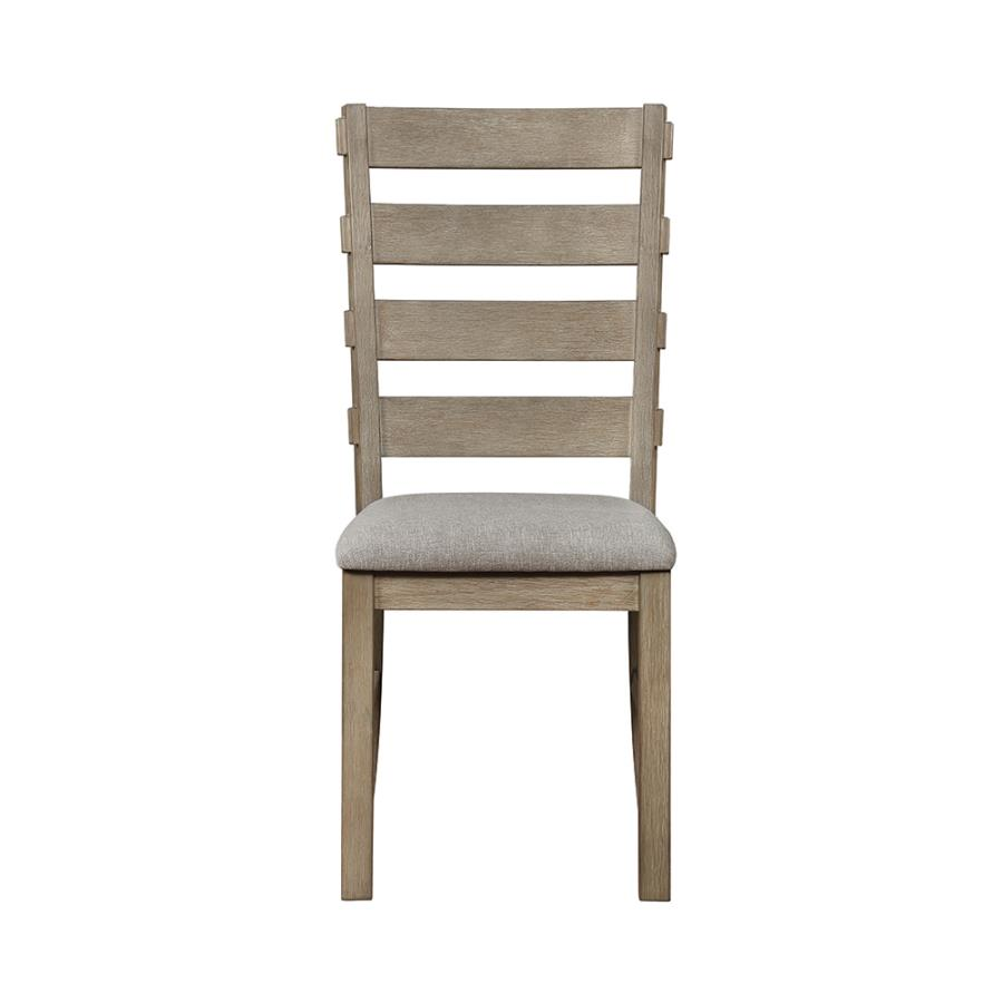 Ladder Back Dining Chair Front