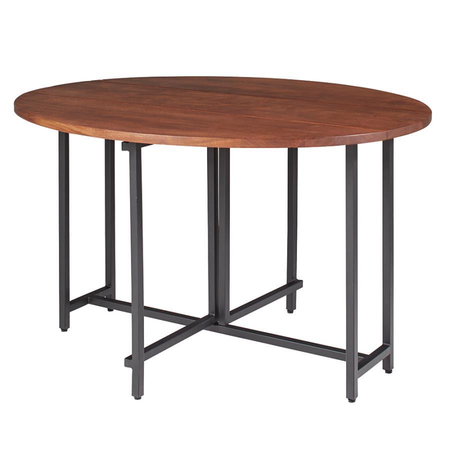 Circular Dining Table Angle