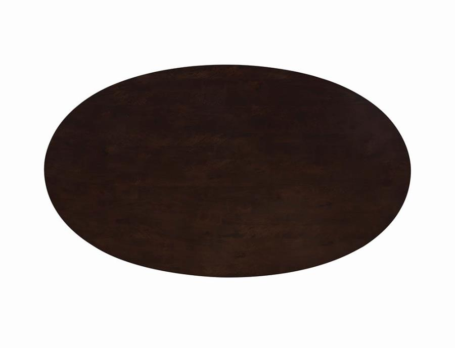 Oval Dining Table Top