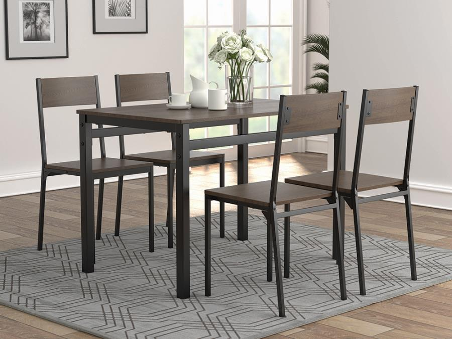 Complete 5 PC Dining Set
