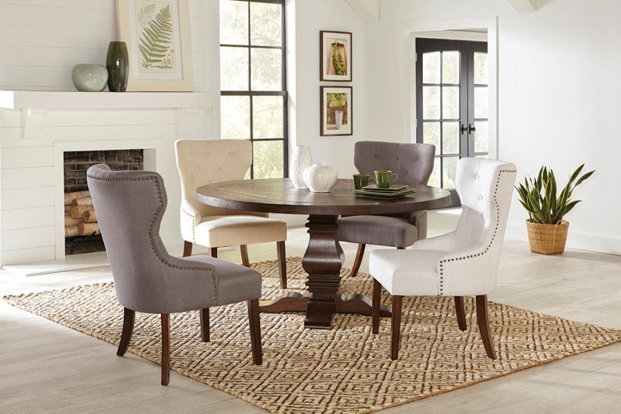 Nailhead Trim Chairs