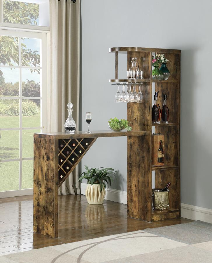 Bar Table with Full Amenities