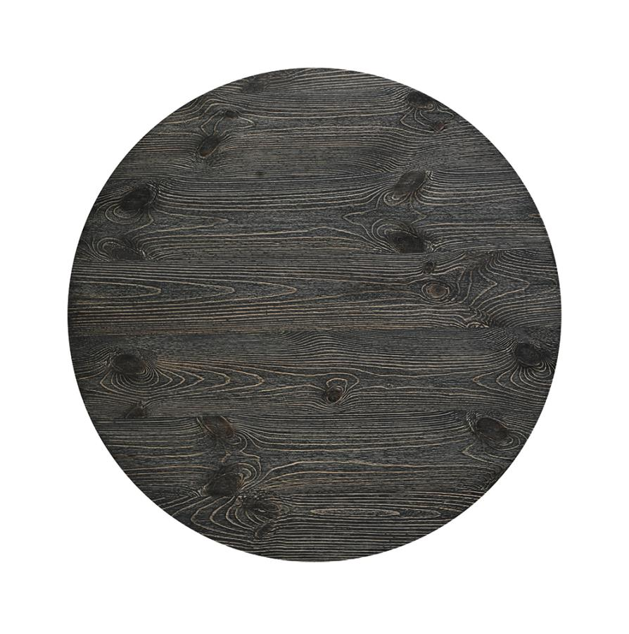 Round Bar Height Dining Table Top