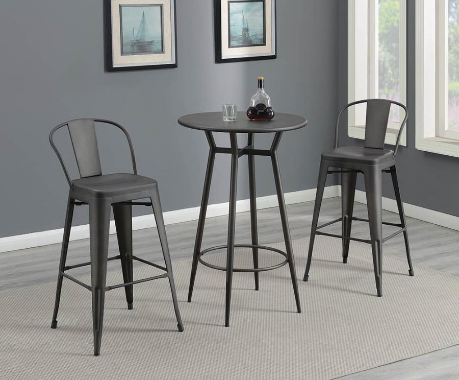 Complete Bar Table Set