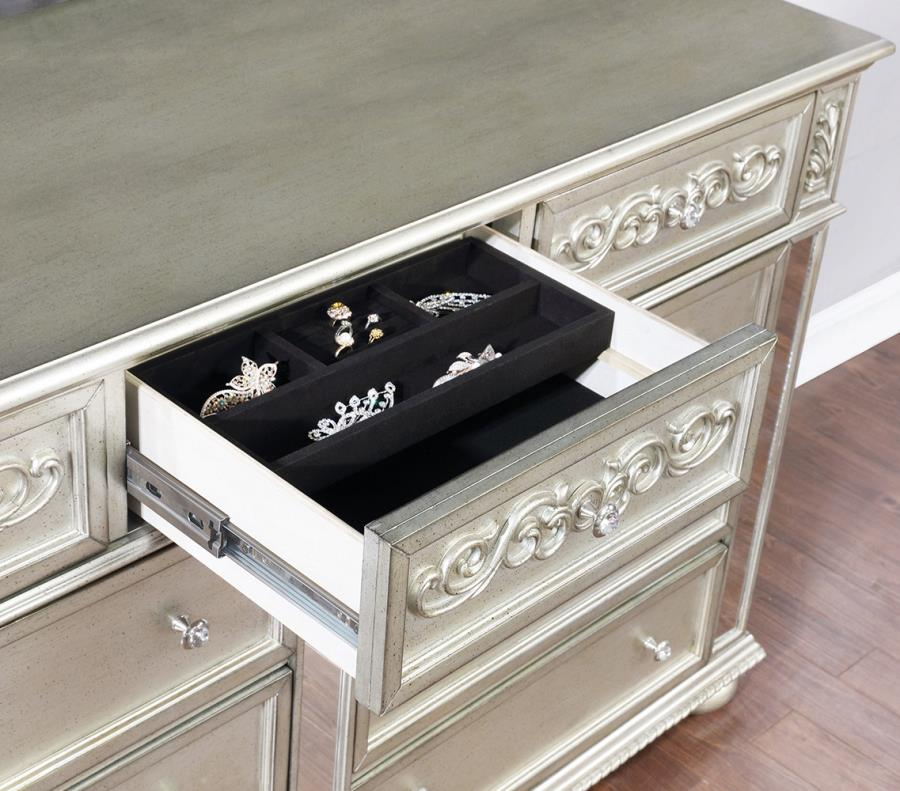 Removable Jewelry Tray