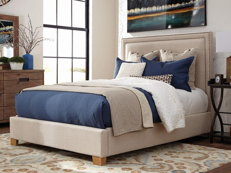 Madeleine Upholstered Bed