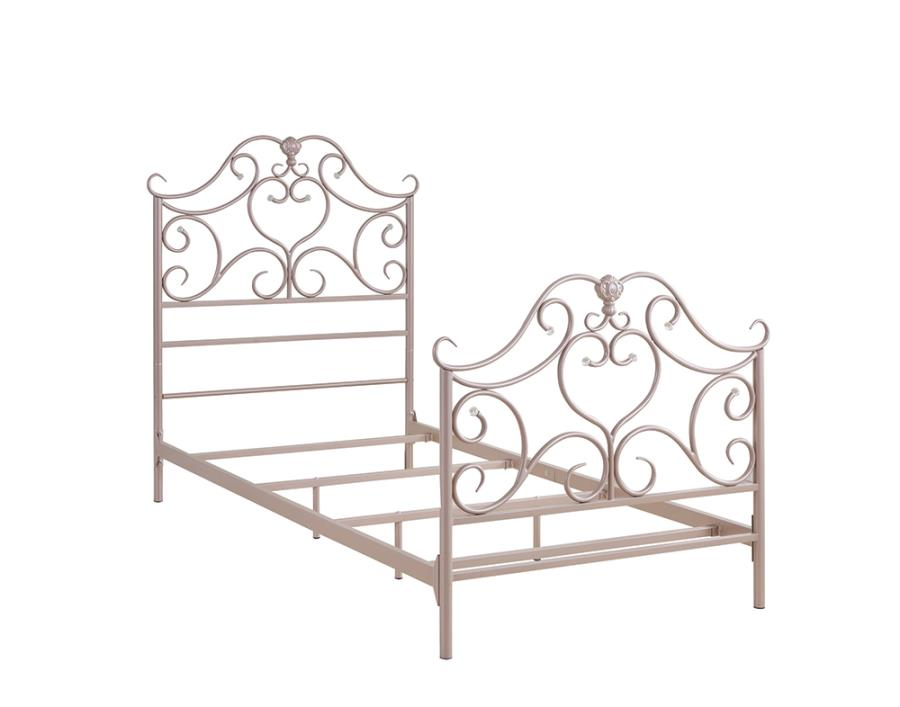 Metal Bed Frame Front