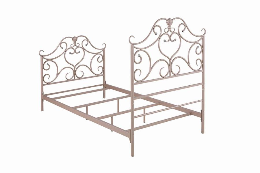 Metal Bed Frame Back