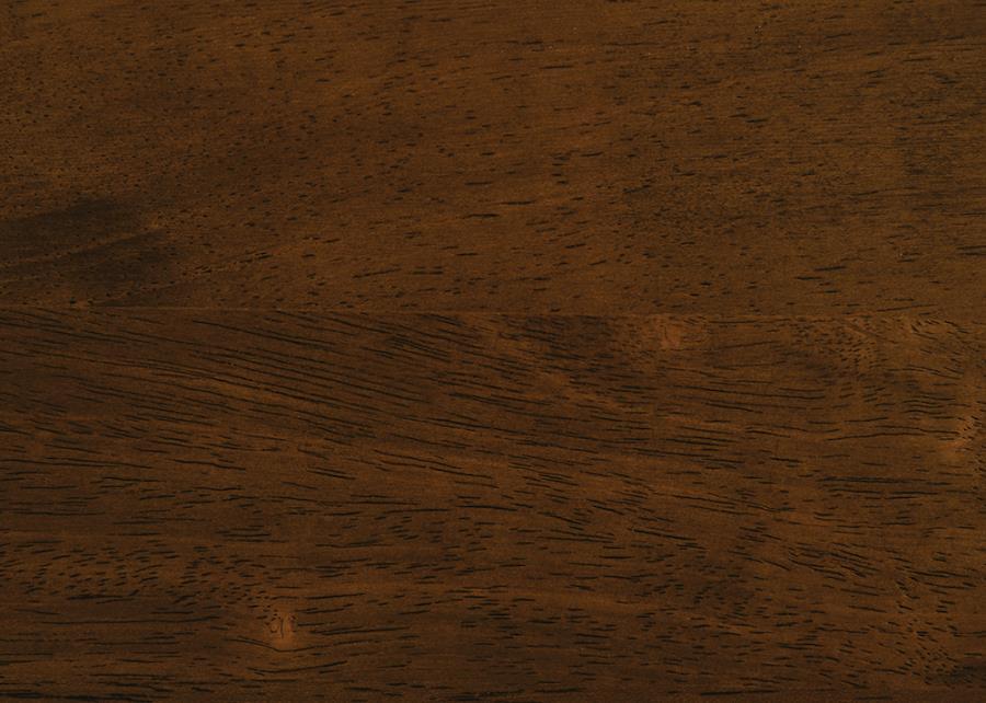 Warm Brown Wood Finish