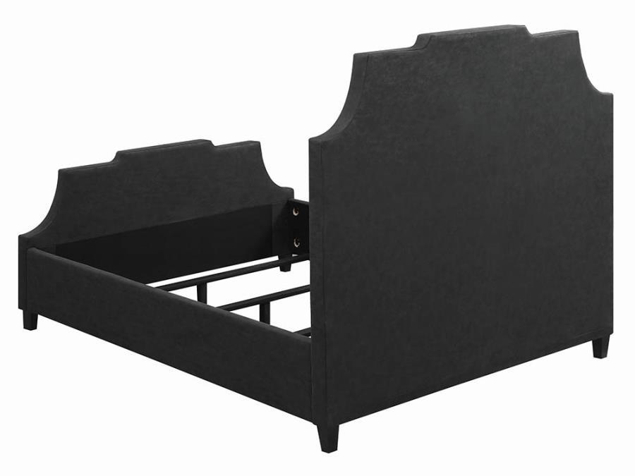 Upholstered Bed Frame Back
