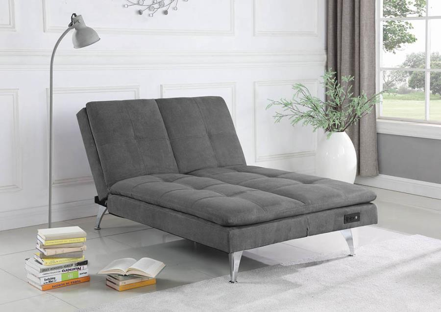 Sofa Bed Converted Into Chaise