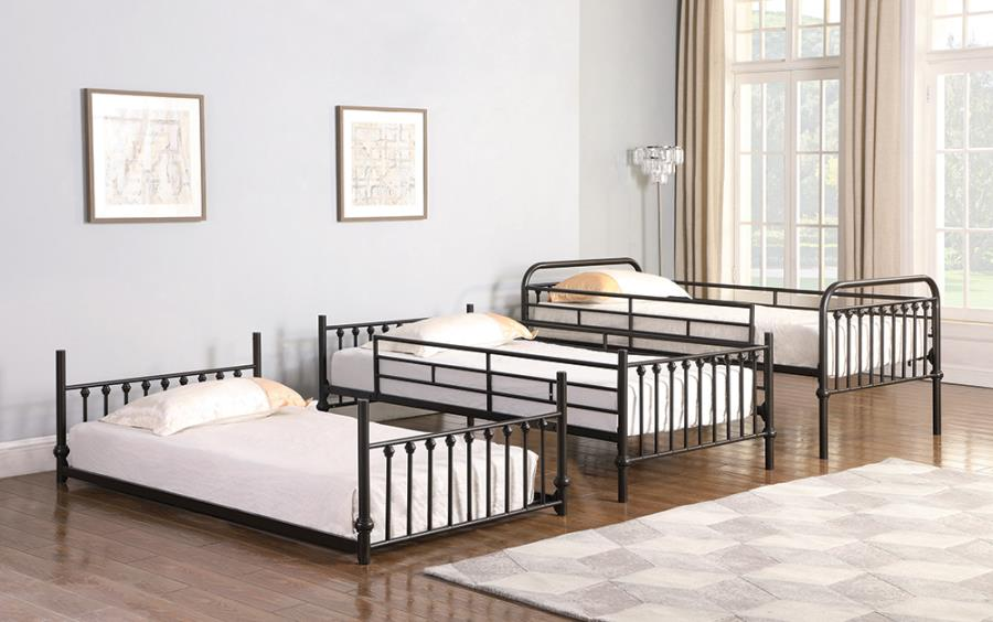 Triple Twin Bed Variations