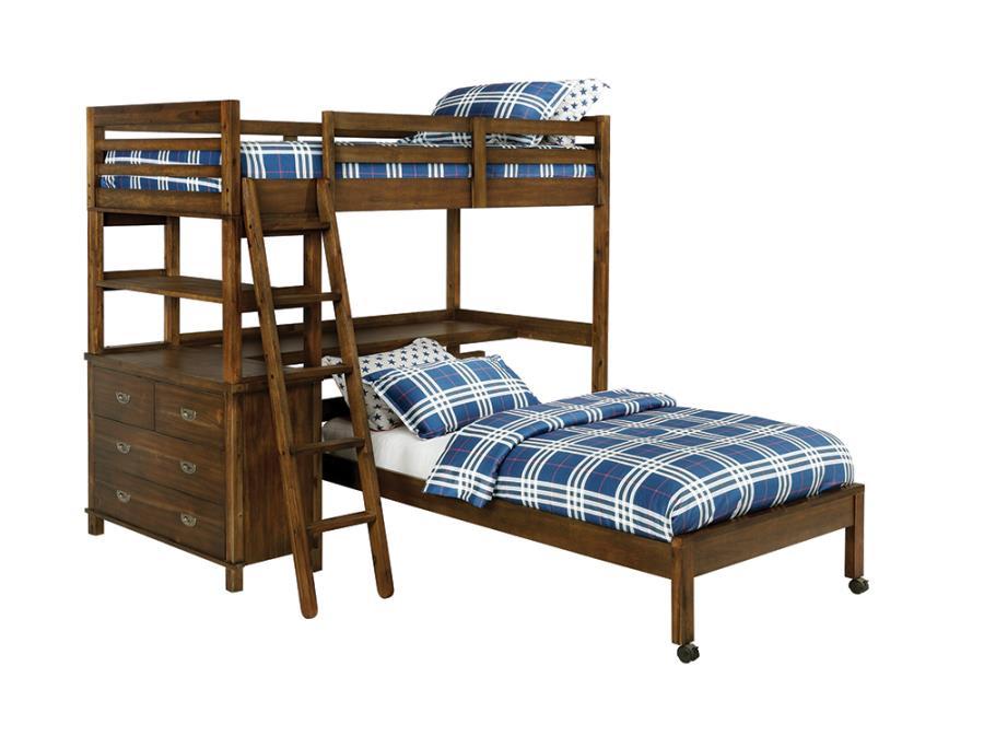 Caster Bed