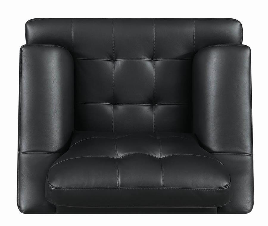 Black Chair Top View