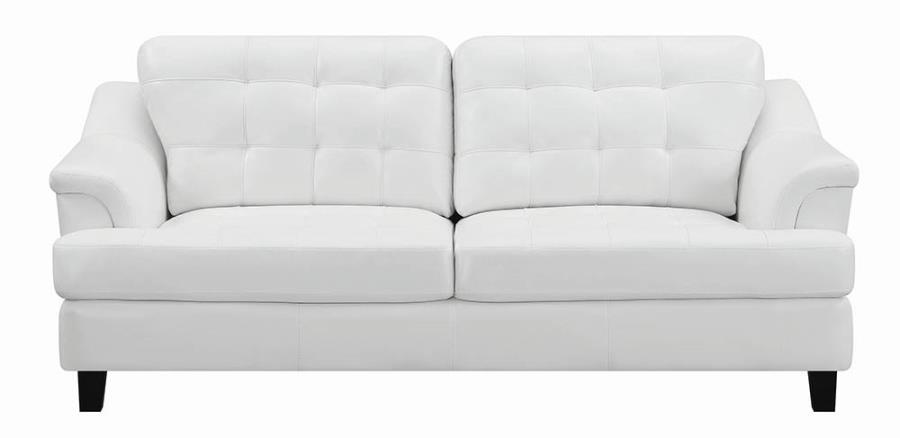 Snow White Sofa Front