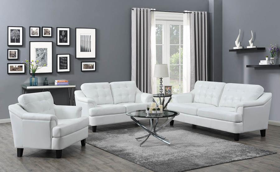 Snow White Complete Sofa Set