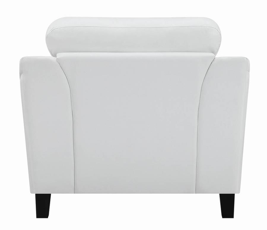 Snow White Chair Back