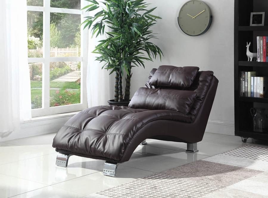 Brown Chaise