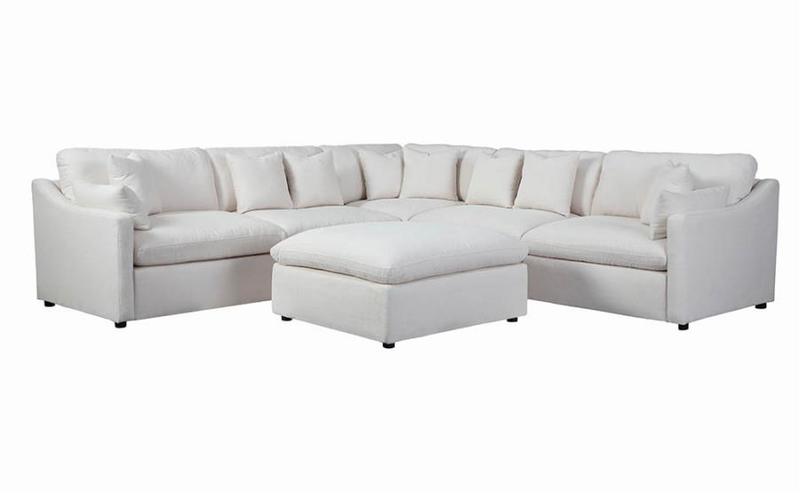 Complete Sectional Sofa Set
