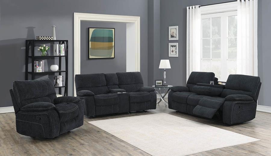 Complete Reclining Sofa Set