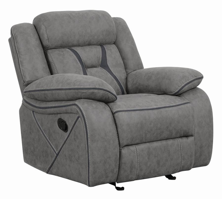 Glider Recliner not Opened
