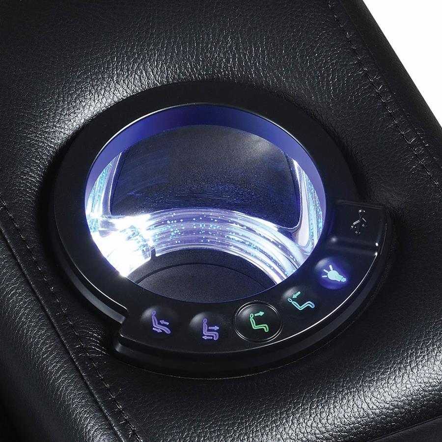 Reclining Power Buttons