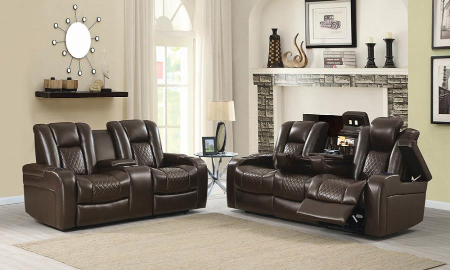 Complete Power Loveseat and Sofa