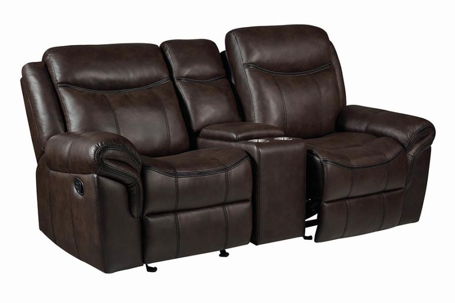Glider Loveseat Right Facing Set