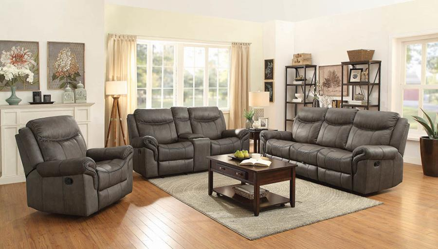 Macchiato Complete Power Motion Reclining Sofa Set