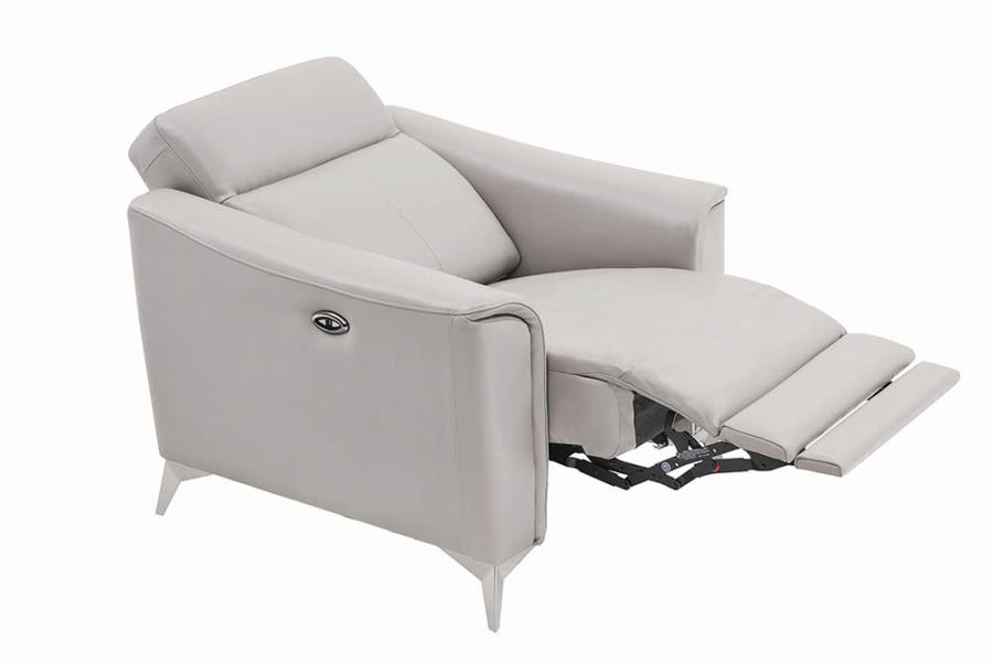 Power Recliner Fully Opened