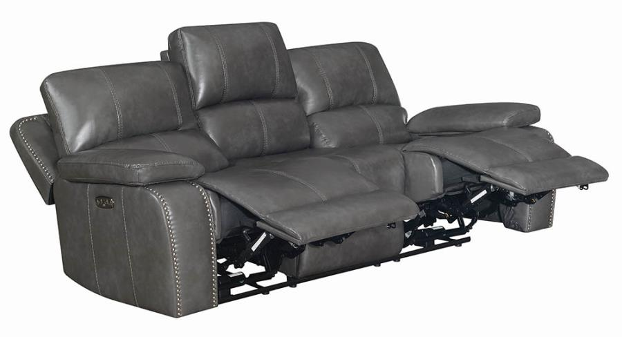 Power Motion Sofa Reclined