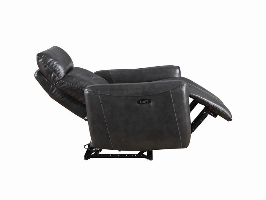Power Motion Recliner Fully Opened