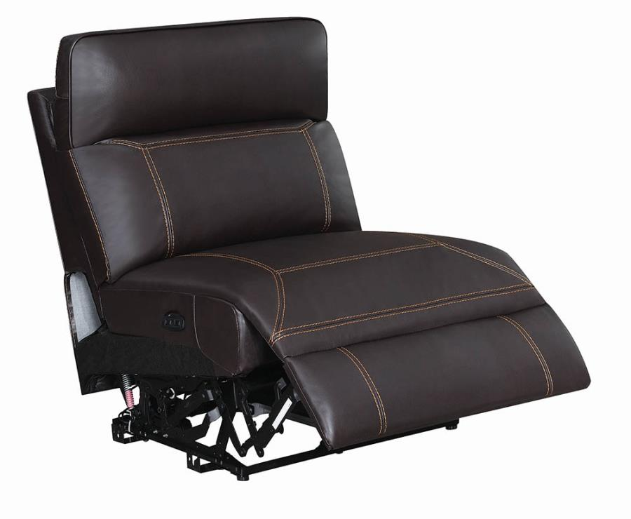 Armless Chair Recliner