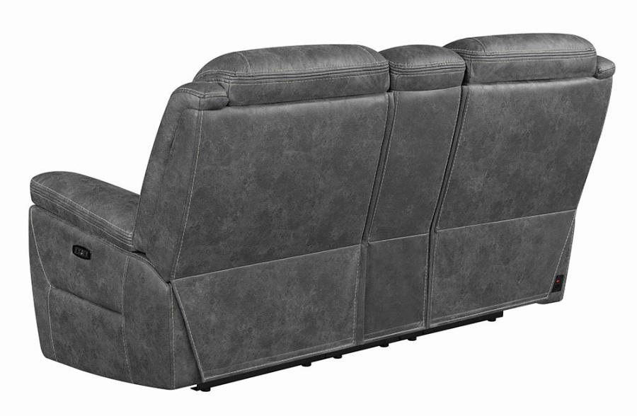 Power Motion Reclining Loveseat Back