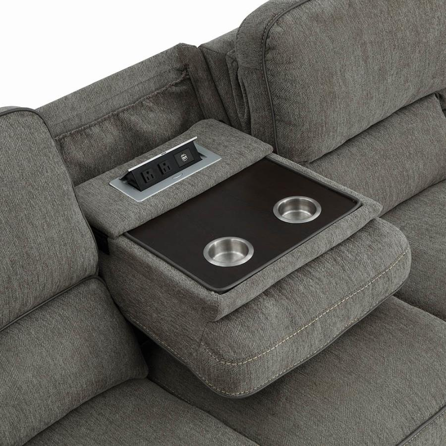 2USB) and Cup Holders