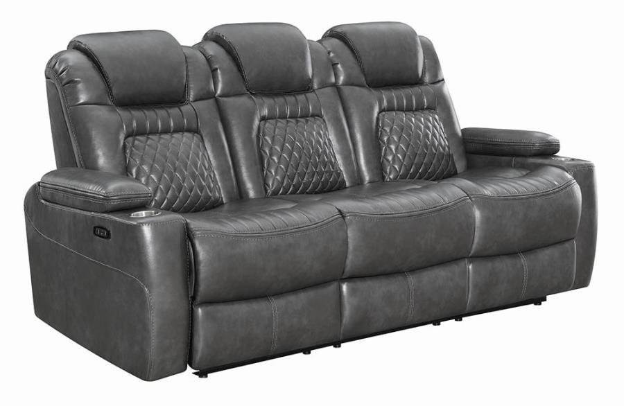 Power Motion Reclining Sofa