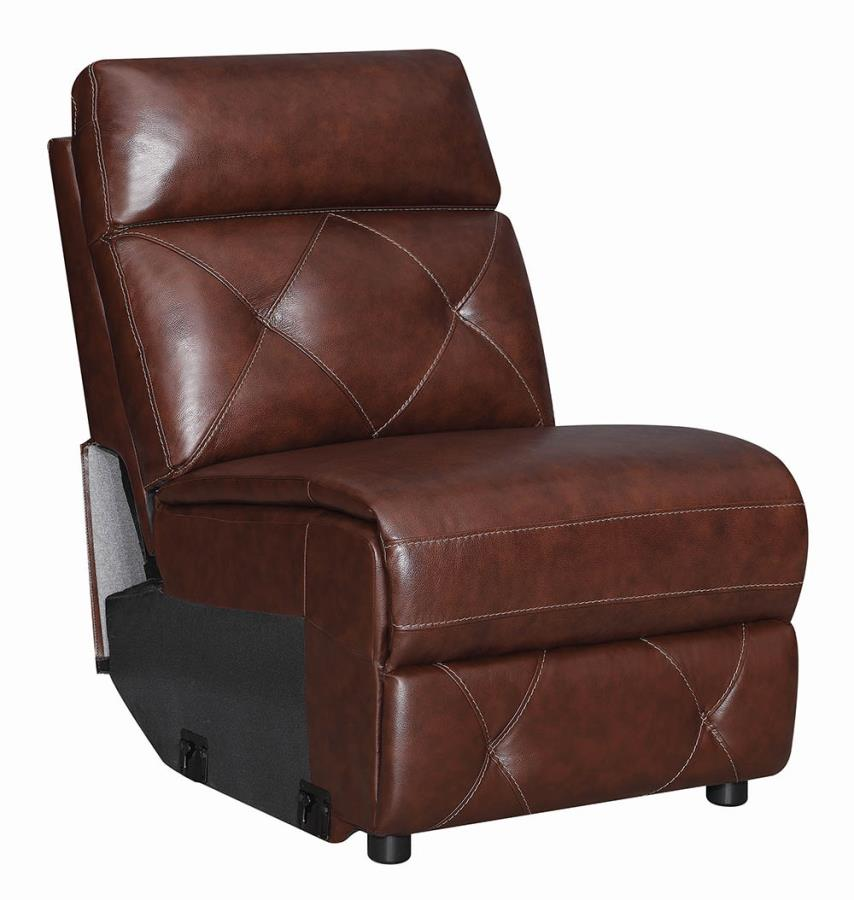 and Right Arm Facing Recliners