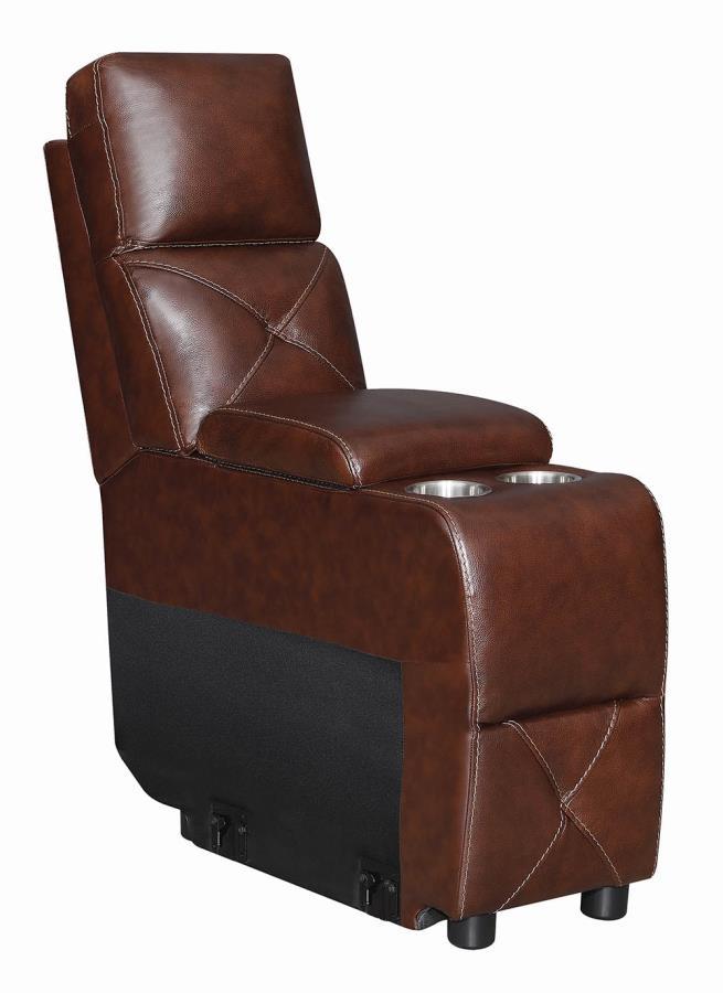Armless Chair Recliner