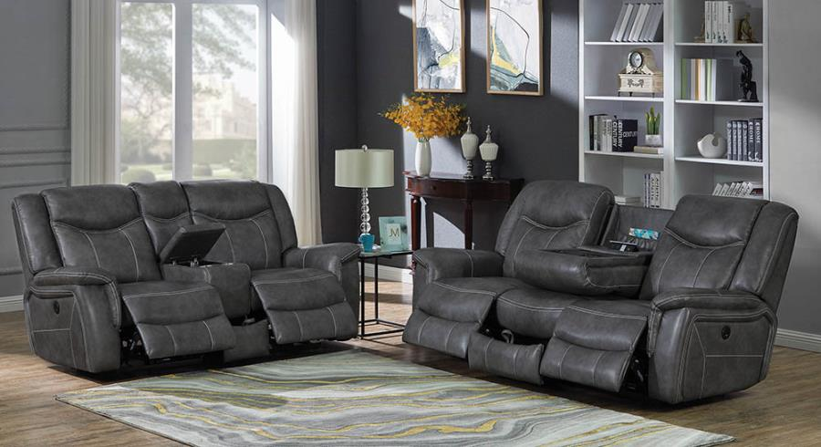 Loveseat and Sofa