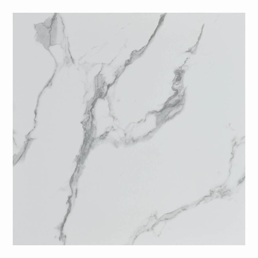White Marble Finish