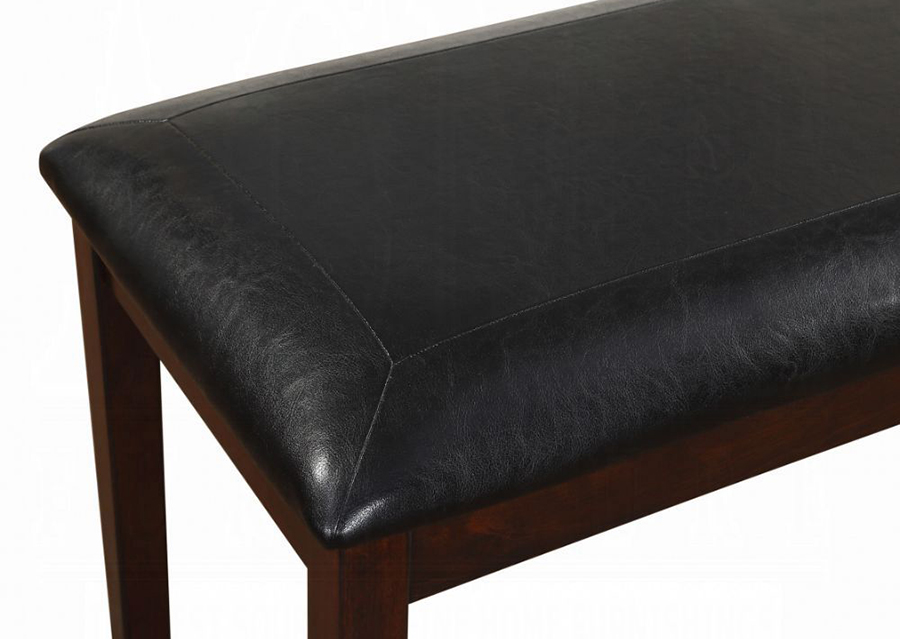 Bench Upoholstered Seat