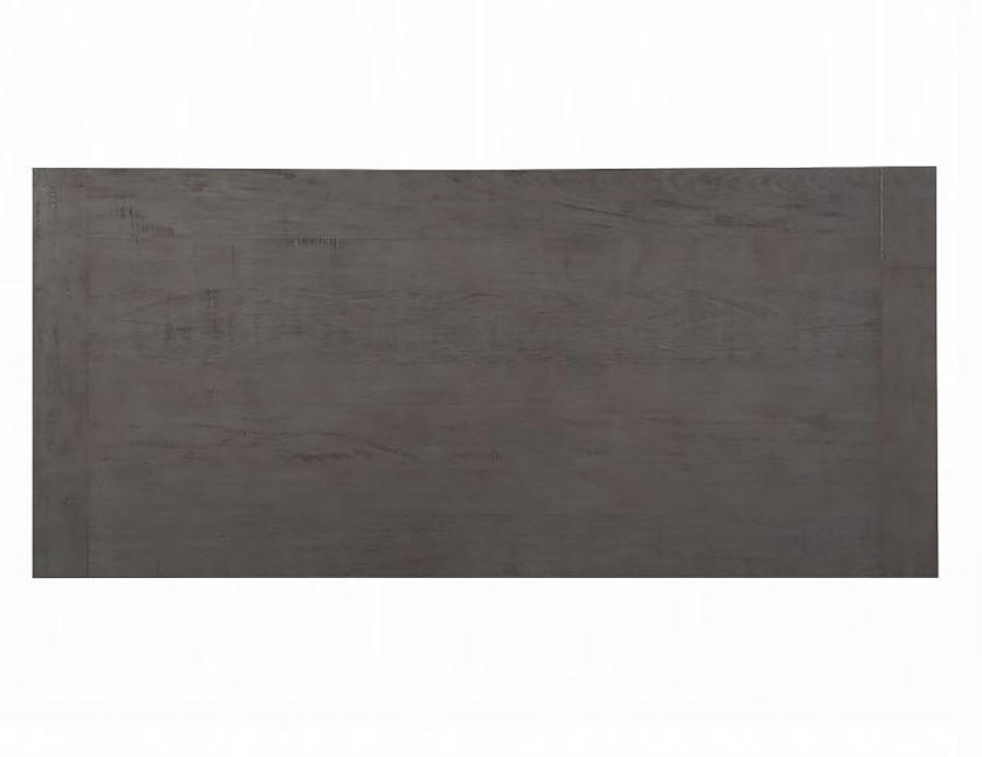 Gray Oak Counter Height Table Top