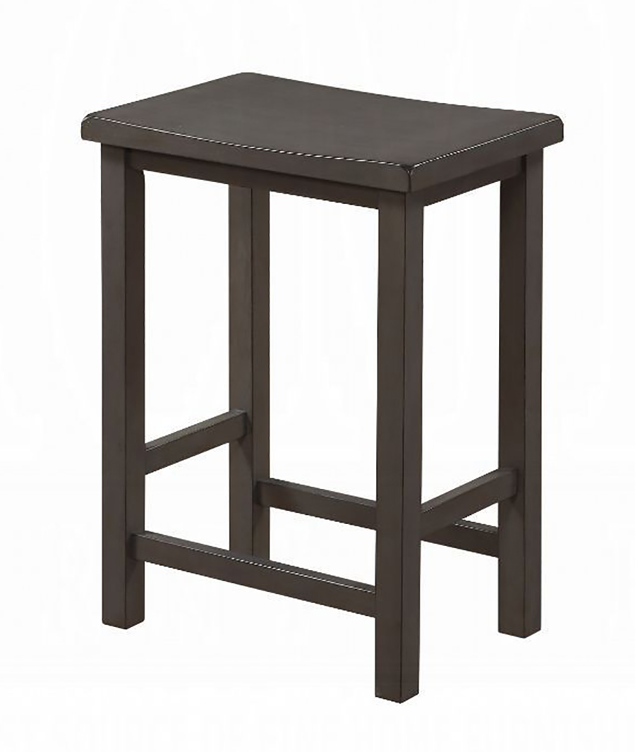 Gray Oak Counter Height Stool