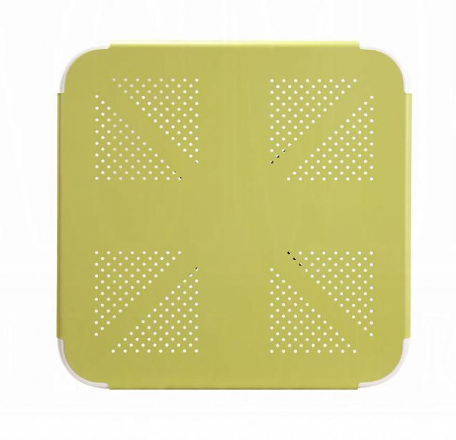 Yellow & White Table Top