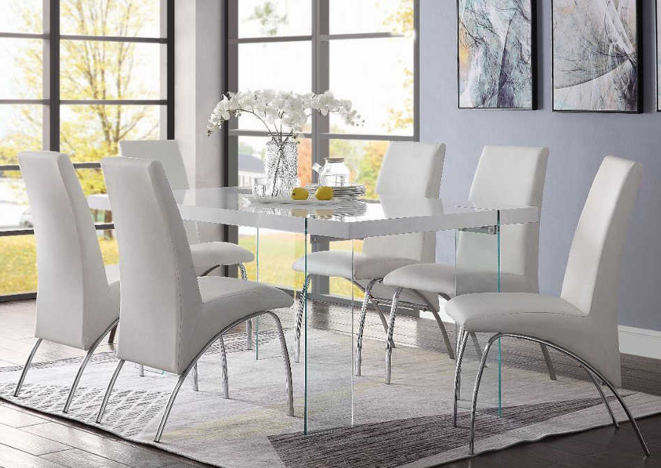 Dining Table Used w/ Chairs