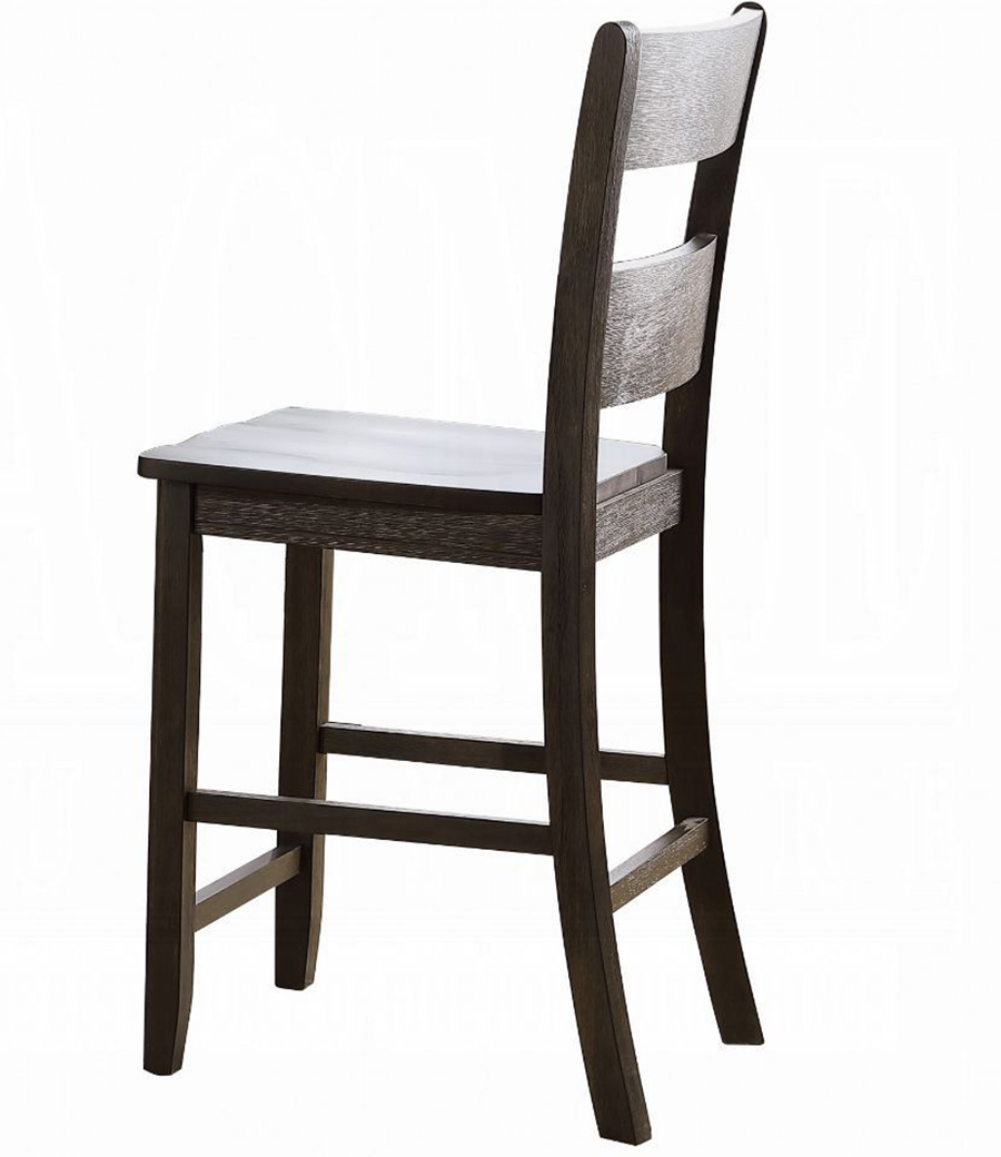 Counter Height Chair Back Angle